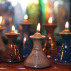 Oil Lamps & Aromatherapy Burners